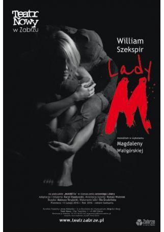 LADY M - TEATR NOWY W ZABRZU