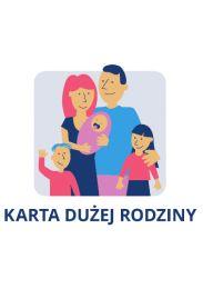 Obraz do Realizujemy projekt  – Karta Dużej Rodziny