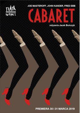 Plakat - CABARET