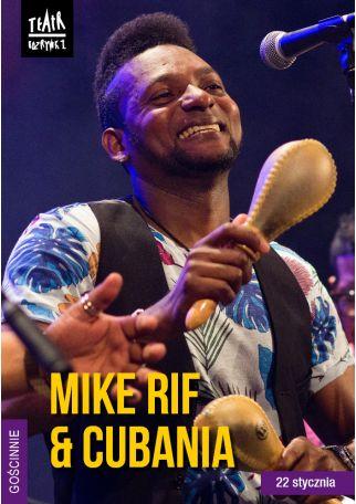 MIKE RIF & CUBANIA - KUBAŃSKIE RYTMY KARNAWAŁOWO