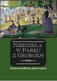 """Obraz do W próbach – """"Niedziela w parku z Georgem"""""""