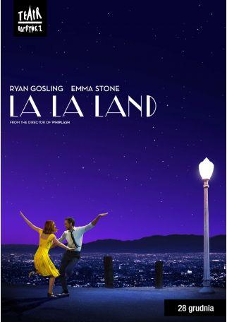 LA LA LAND - PROJEKCJA FILMU