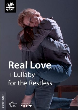 REAL LOVE + LULLABY FOR THE RESTLESS