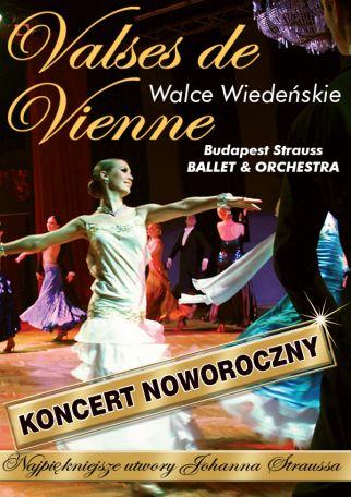 VALSES DE VIENNE - KONCERT NOWOROCZNY