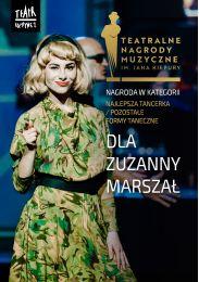 Obraz do Zuzanna Marszał nagrodzona!