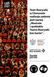 Obraz do Musicale i spektakle bez barier