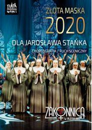 Obraz do Złota Maska dla Jarosława Stańka